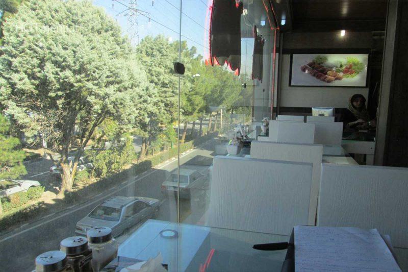 تادینا-1 رستوران تادینا کرج