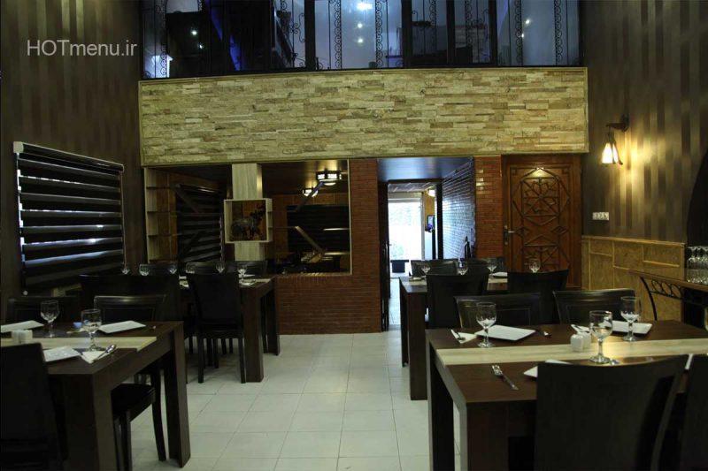 توشه-2 رستوران توشه کرج