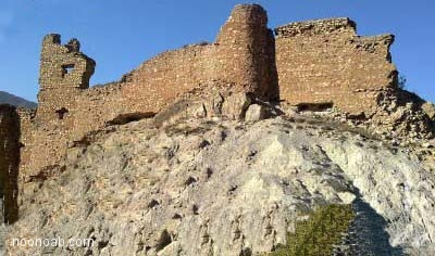 1015 قلعه باباریش