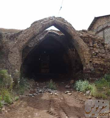 کاروانسرای گدوک فیروزکوه