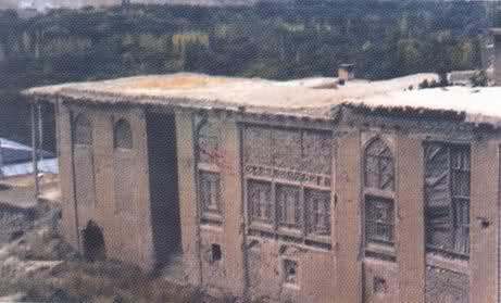 1058 خانه تاریخی مزدران