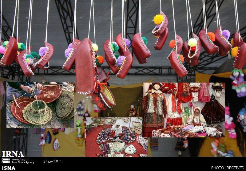 111111-20 اولین نمایشگاه تخصصی سوغات ملی ایران
