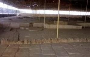1117 بقایای مسجد تابران توس