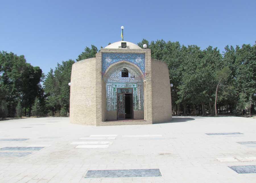1 امامزاده علی اصغر (ع) آلارد