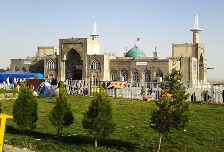 1164 امامزاده یحیی (ع) ـ میامی