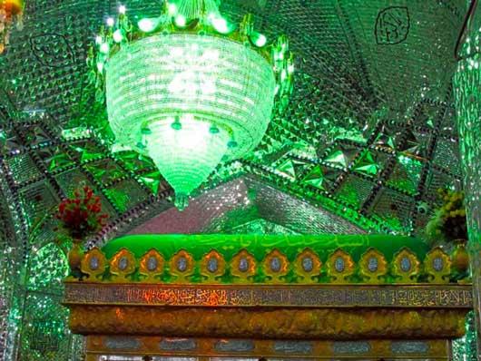 1168 امامزاده یحیی (ع) ـ میامی