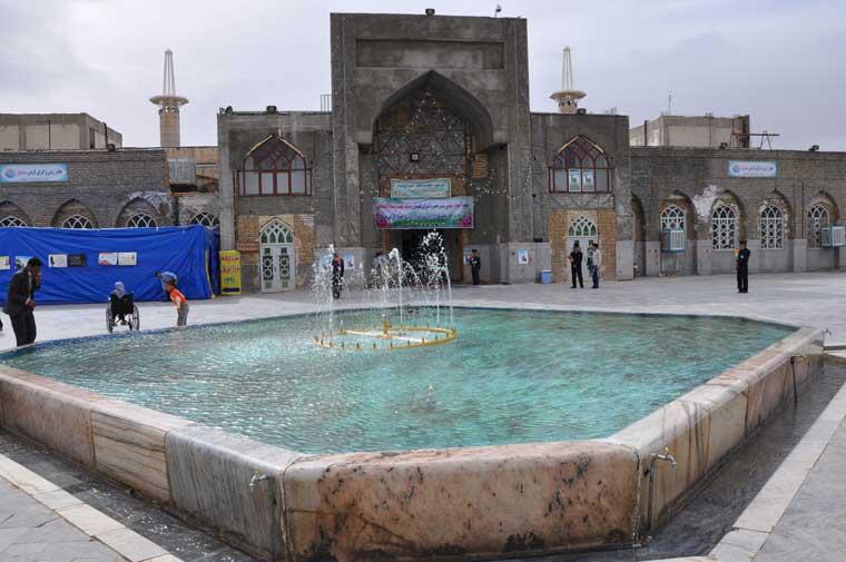 1170 امامزاده یحیی (ع) ـ میامی