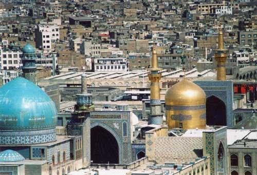 شهر مشهد