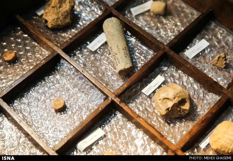 1216 گنج بزرگ در موزه ملی