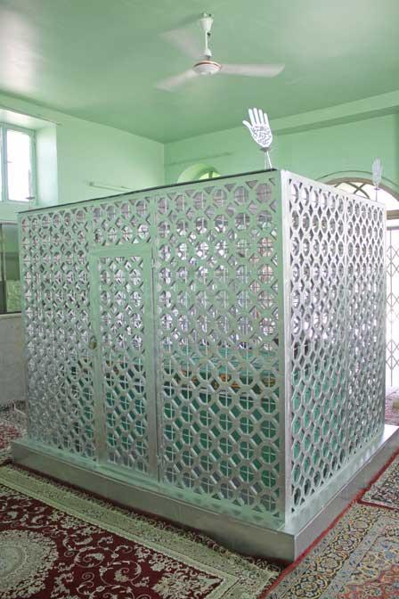 امامزاده اسماعیل (ع) ـ زیوان