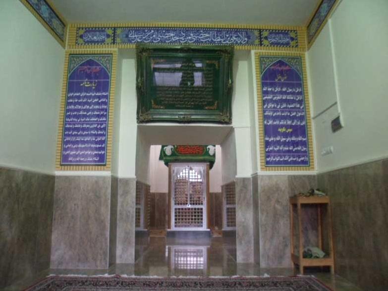 22 امامزاده عیسی (ع) اسلامشهر