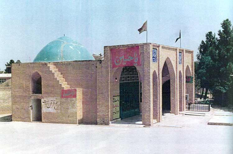 26 امامزاده ابوطالب (ع) ـ آدران