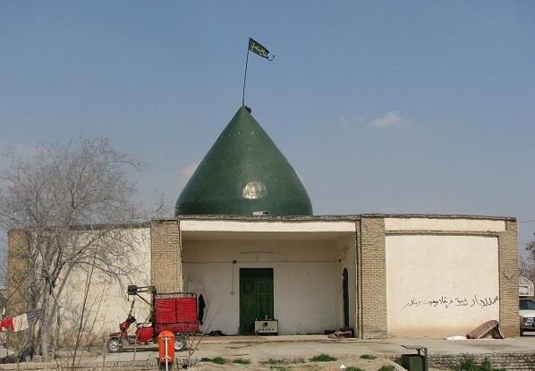 3 امامزاده طاهر (ع) اسلامشهر