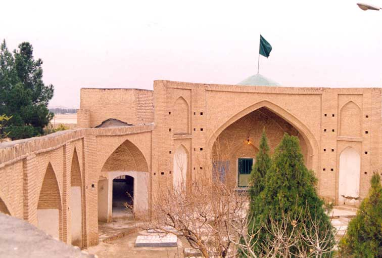 31 امامزاده ابوطالب (ع) ـ آدران