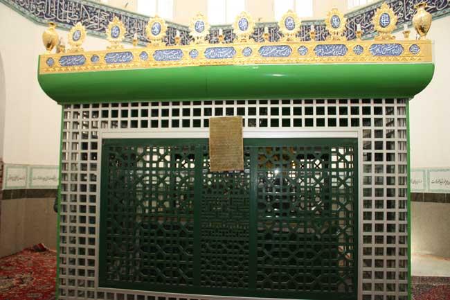 35 امامزاده ابوالفضل (ع) دلیجان