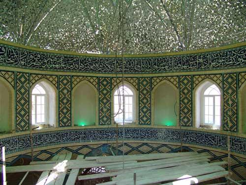 41 امامزاده اسحاق (ع) دلیجان