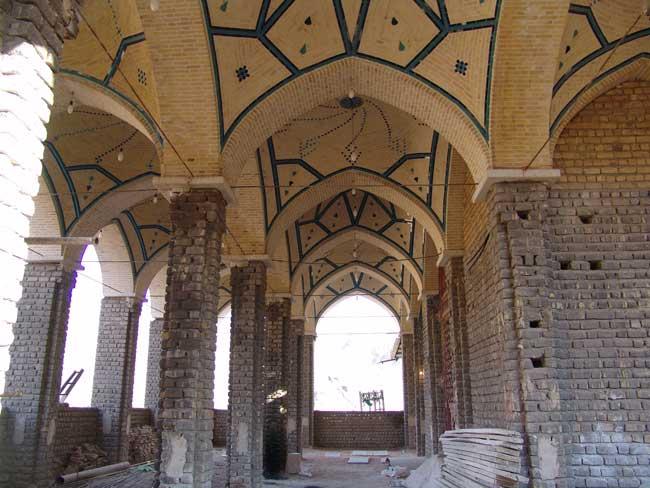 45 امامزاده اسحاق (ع) دلیجان