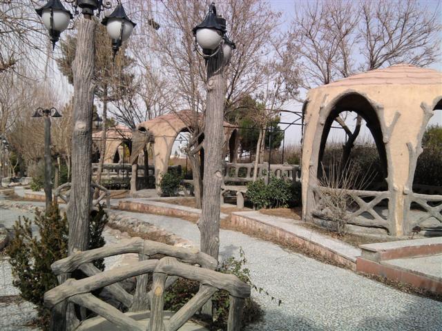 رستوران باغ اوبا