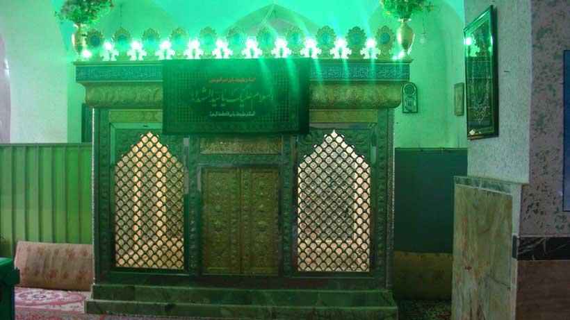 49 امامزاده محمد (ع) پاکدشت