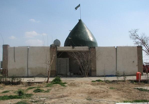5 امامزاده طاهر (ع) اسلامشهر