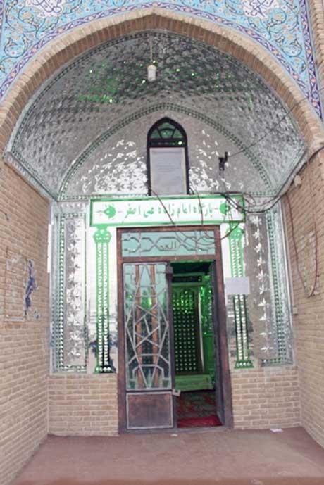 5 امامزاده علی اصغر (ع) آلارد
