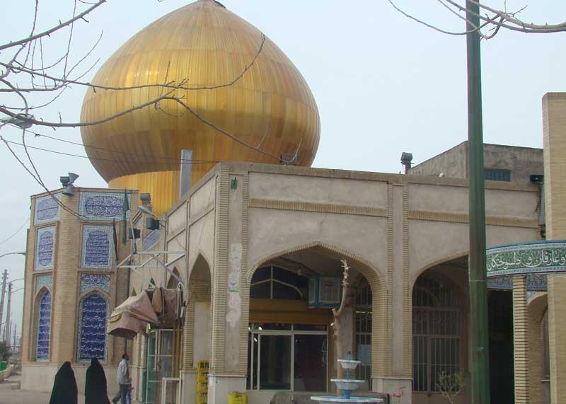 73 امامزاده طالب (ع) پاکدشت