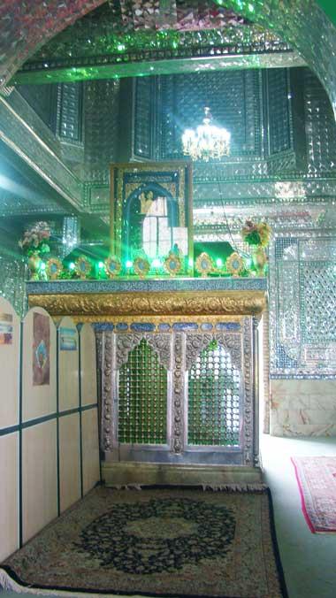 74 امامزاده طالب (ع) پاکدشت