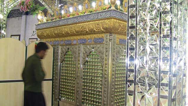 75 امامزاده طالب (ع) پاکدشت