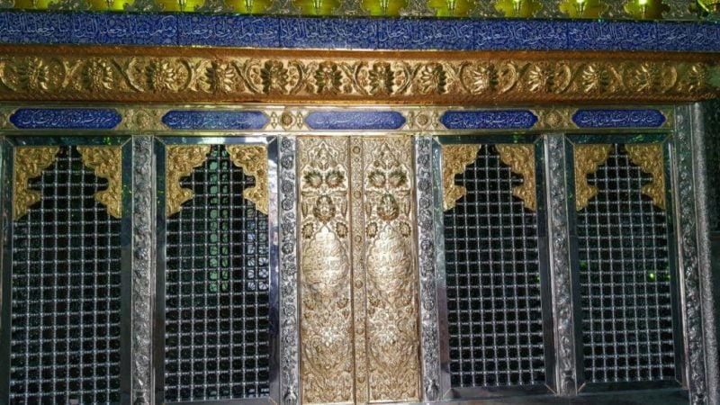 امامزاده سلیمان (ع) ـ قمصر