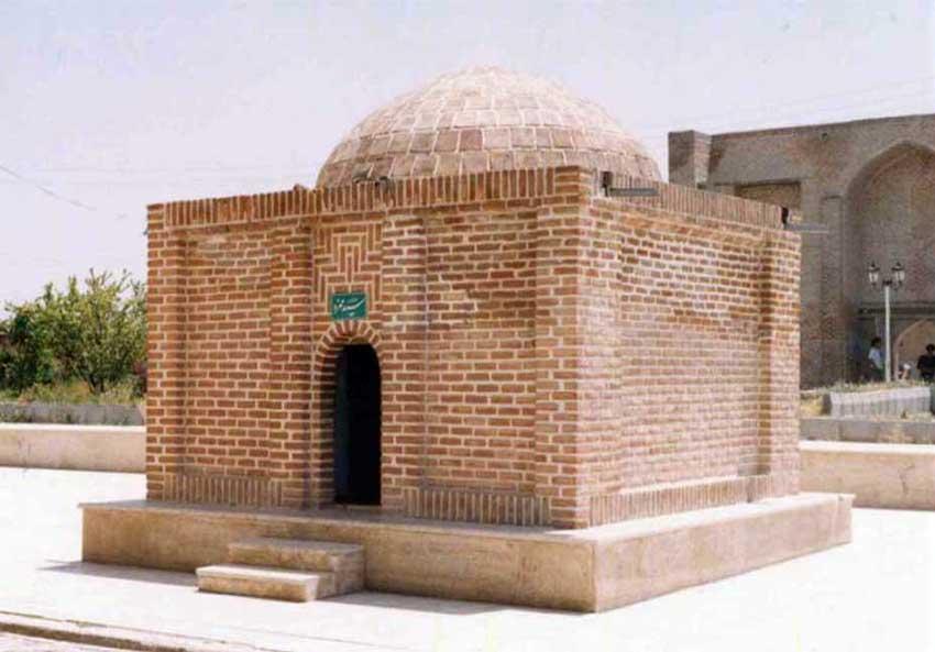 83 امامزاده سیدحمزه (ع) اردبیل