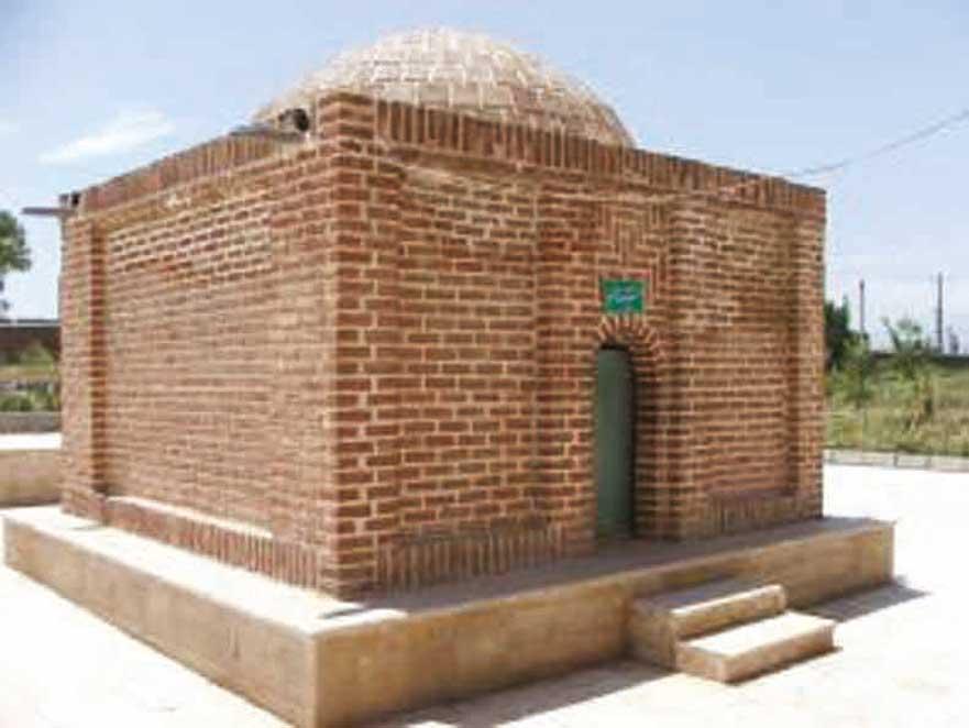 84 امامزاده سیدحمزه (ع) اردبیل