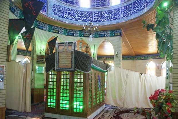 امامزاده سیدعبدالعزیز (ع) اردبیل