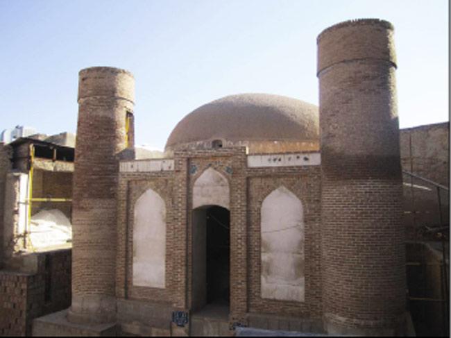 946 امامزاده علی بن مجاهد (ع) تبریز