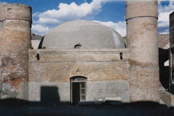 948 امامزاده علی بن مجاهد (ع) تبریز