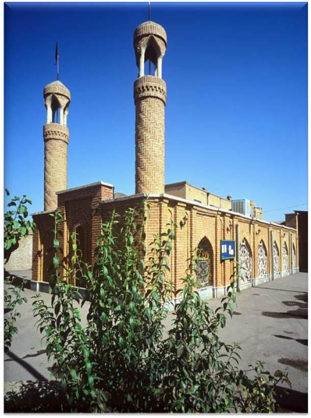 951 امامزاده سیدجمال الدین (ع) تبریز