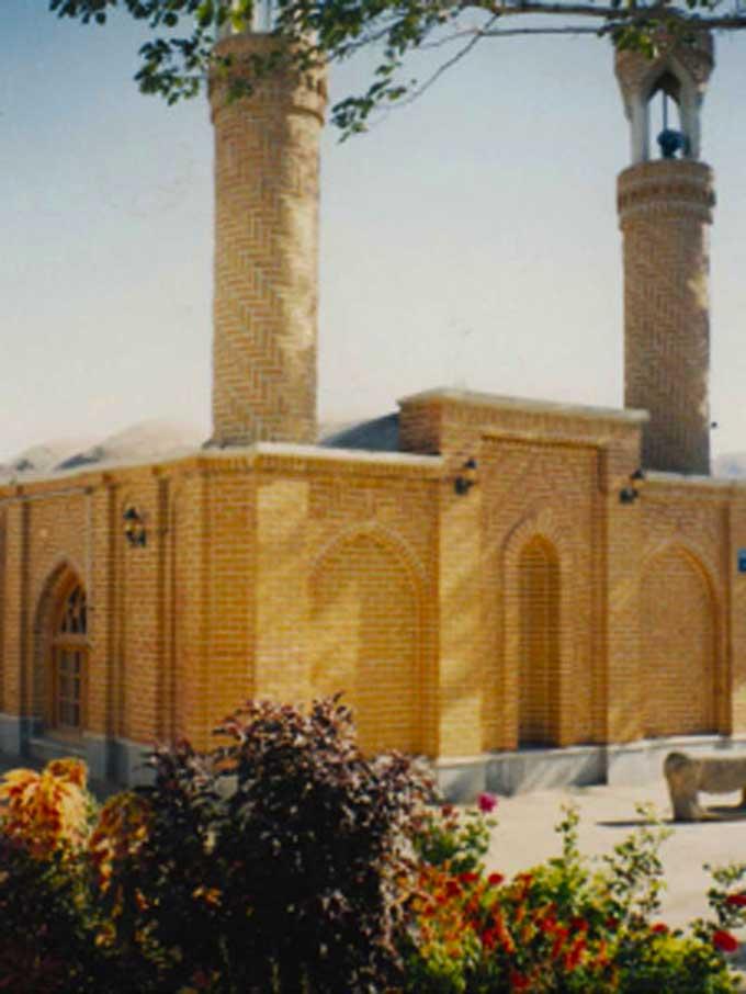 954 امامزاده سیدجمال الدین (ع) تبریز