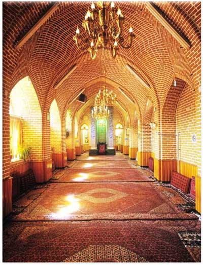 955 امامزاده سیدجمال الدین (ع) تبریز