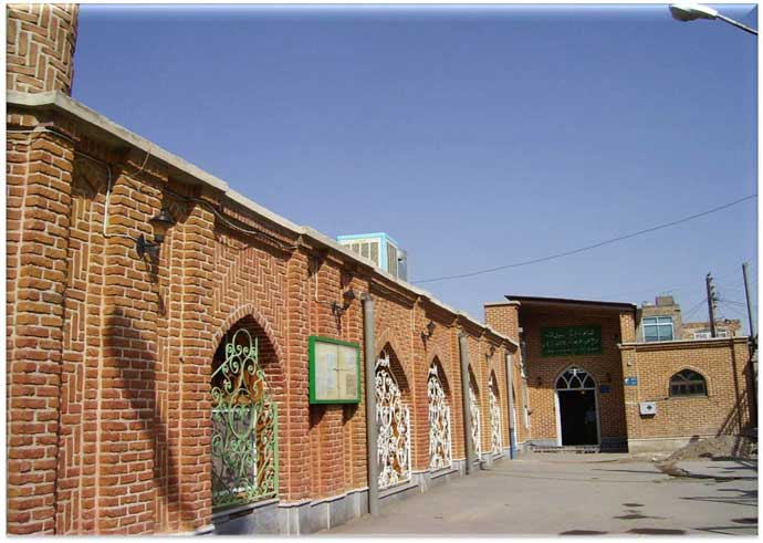 957 امامزاده سیدجمال الدین (ع) تبریز