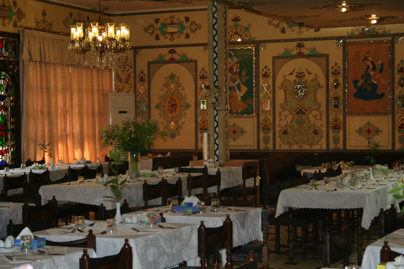IMG_2889 رستوران شهرزاد اصفهان