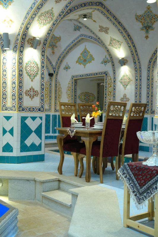 سفره خانه سنتی جارچی اصفهان