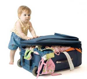 نکاتی که هر مادری قبل از سفر باید بداند