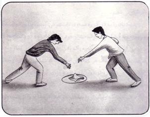 دستمال بازی ( دستمال قاپدی )