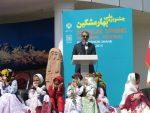 جشنواره ملی بهار مشگین گشایش یافت