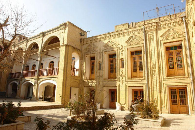 موزه صنایع دستی حسن پور