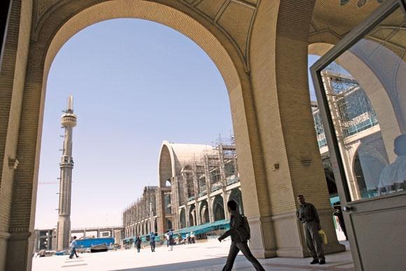 117 مصلای امام خمینی تهران