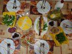 آشنایی با خوراک مردم  شفت در قدیم