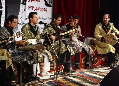 موسیقی محلی شهرکرد