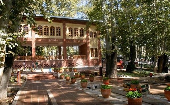 1361 بوستان باغ ایرانی
