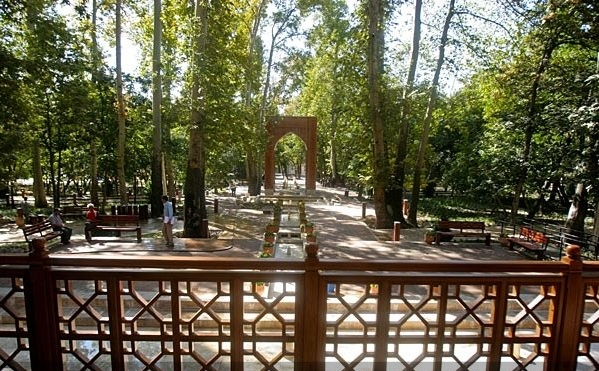 1362 بوستان باغ ایرانی