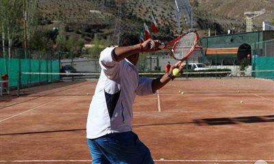 1372 باشگاه تنیس توچال